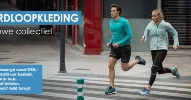 Hardloop-Geest heeft een ruime collectie hardloopkleding.